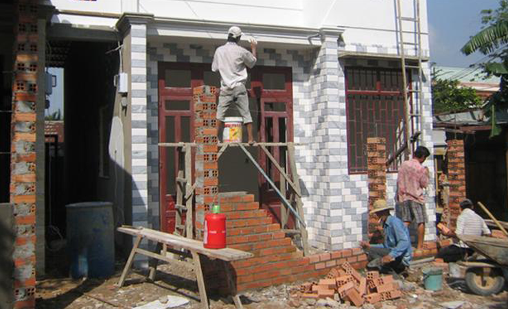 Sửa nhà uy tín luôn có bảo hành