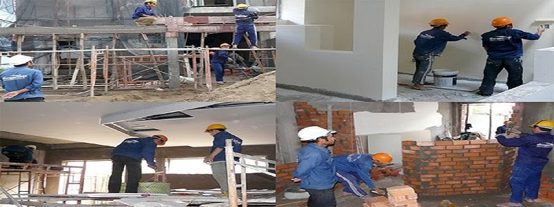 Sửa nhà chuyên nghiệp nhiều ưu đãi