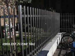 Mẫu Hàng rào sắt SV2171